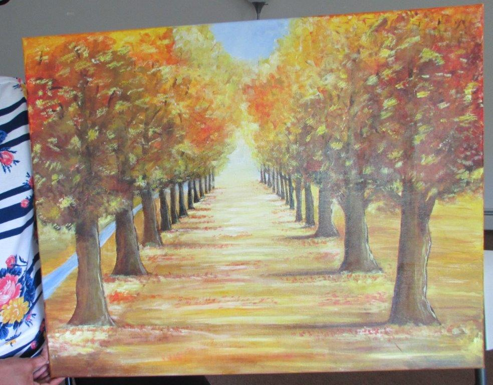 Advanced Students Canvas
