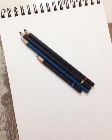 Intermediate Level: Pencil and Pen
