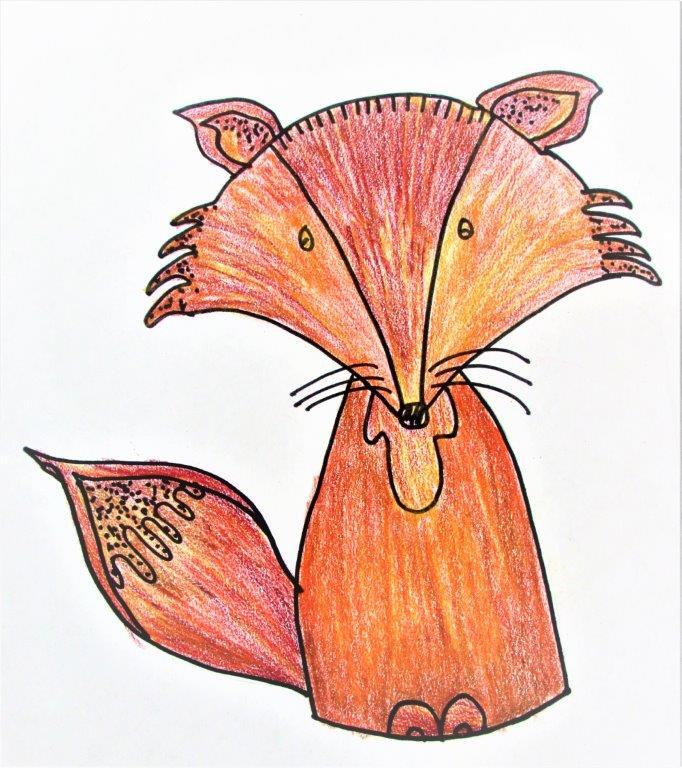 Zoo Animals - Sly Fox