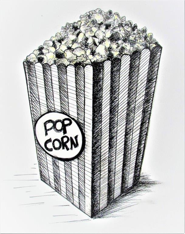 Popping Pop Corn