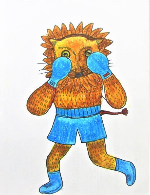 Bouncing Boxer