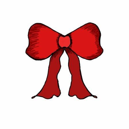 Christmas : Festive Bow