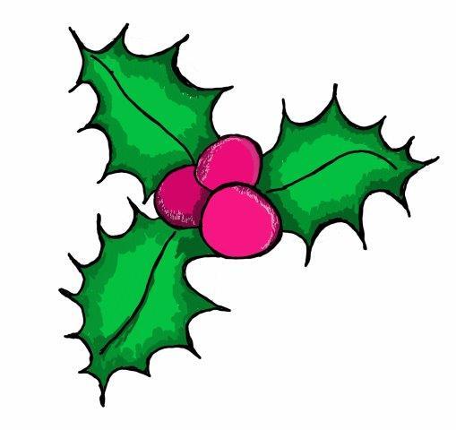 Christmas : Holly