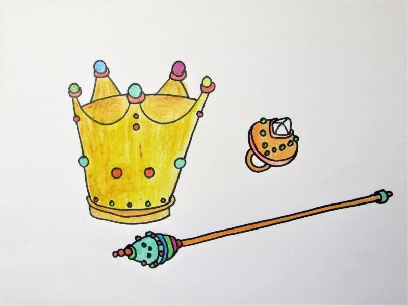 Crown & Scepter