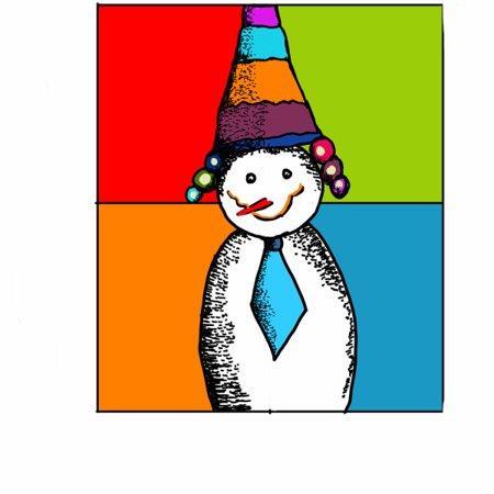 Christmas : Snowy the Snowman