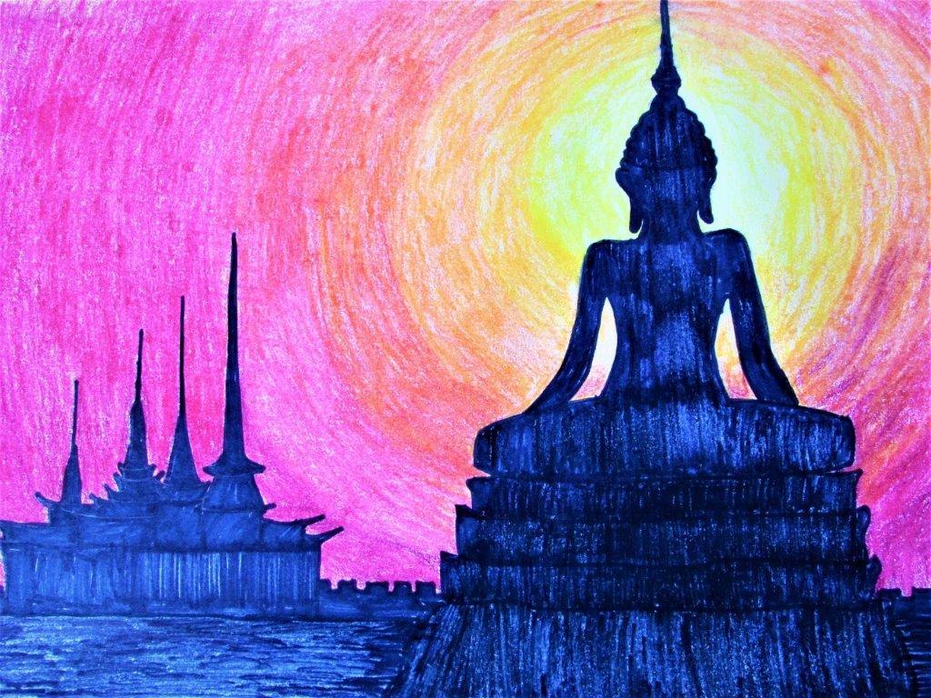 Kapilvastu Buddha Idol
